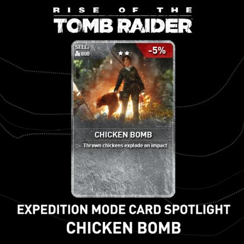 chicken bomb
