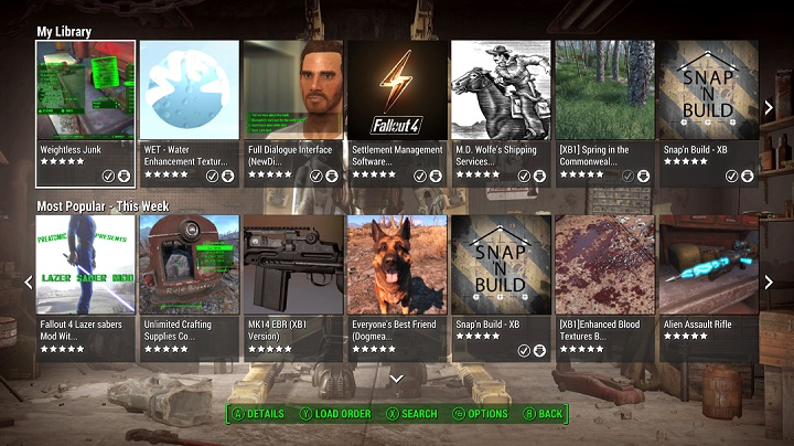 Fallout4ModMenu