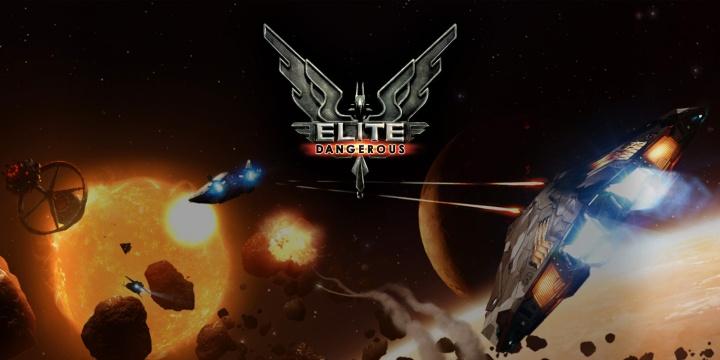 Elite Dangerous Title