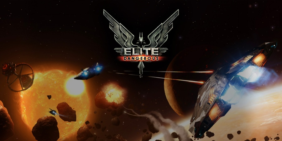 Elite Dangerous Title