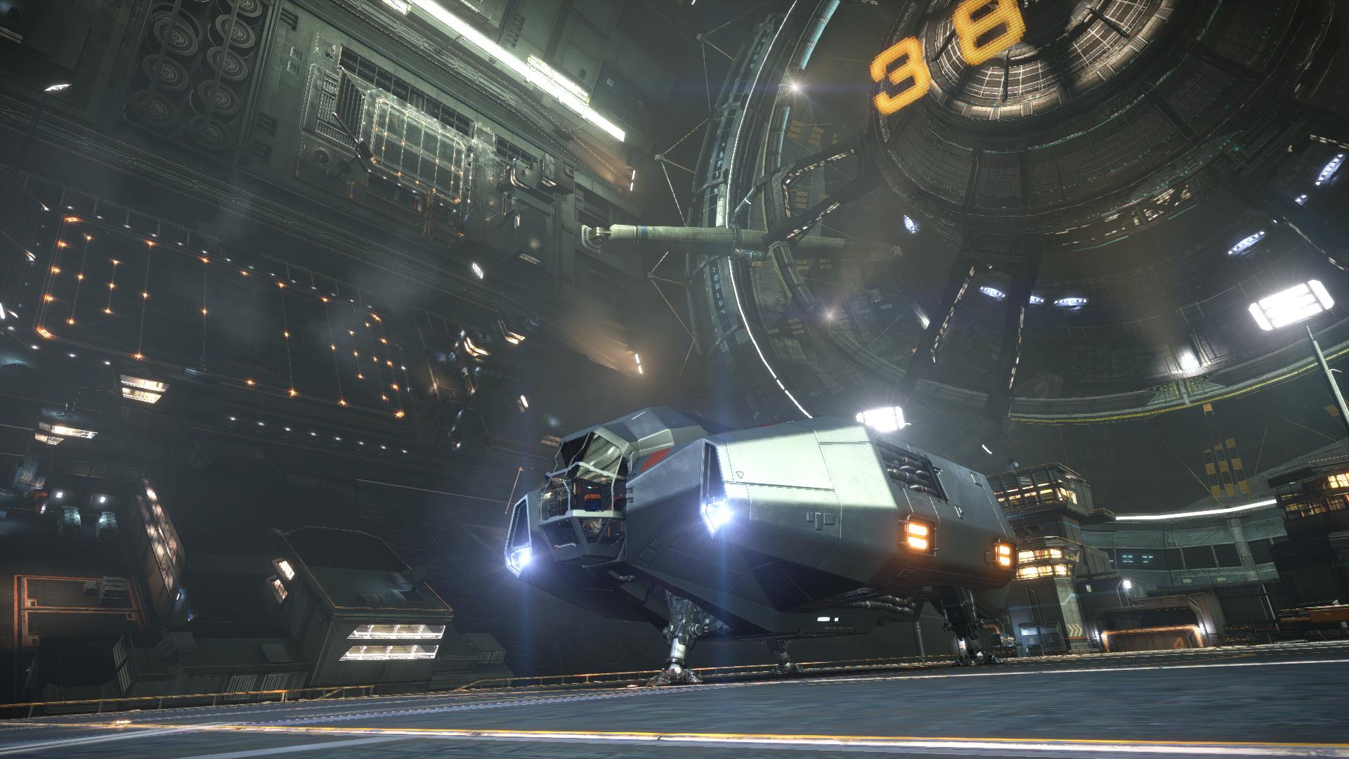 Elite: Dangerous Review – Falcon Game Reviews