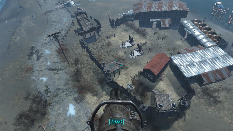 Fallout 4 Nordhagen Beach