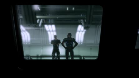 Shepard goes full supervisor.