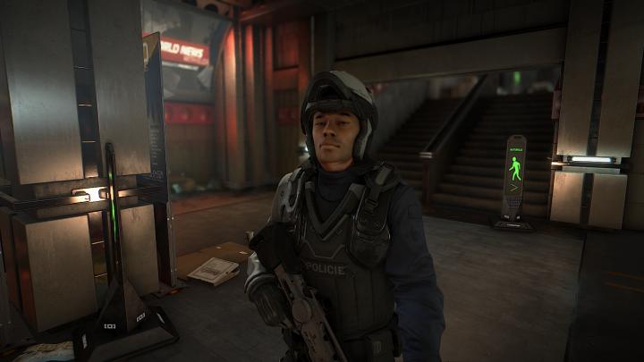 Deus Ex Mankind Divided Douchebag Cop.png