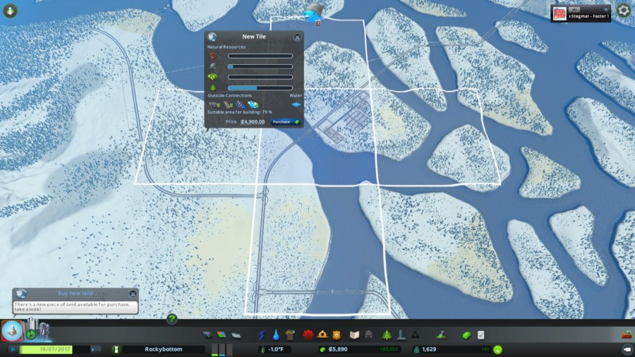 Cities Skylines Manifest Destiny