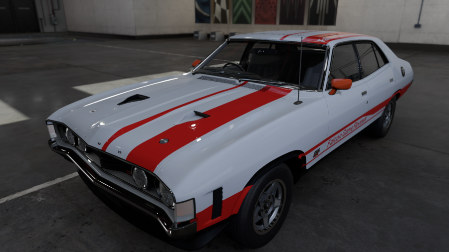Forza Motorsport 7 Falcon Game Reviews Car