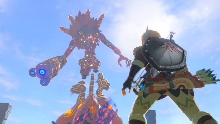 The Legend of Zelda Breath of the Wild Ganon Fodder