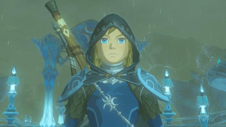 The Legend of Zelda Breath of the Wild Realization