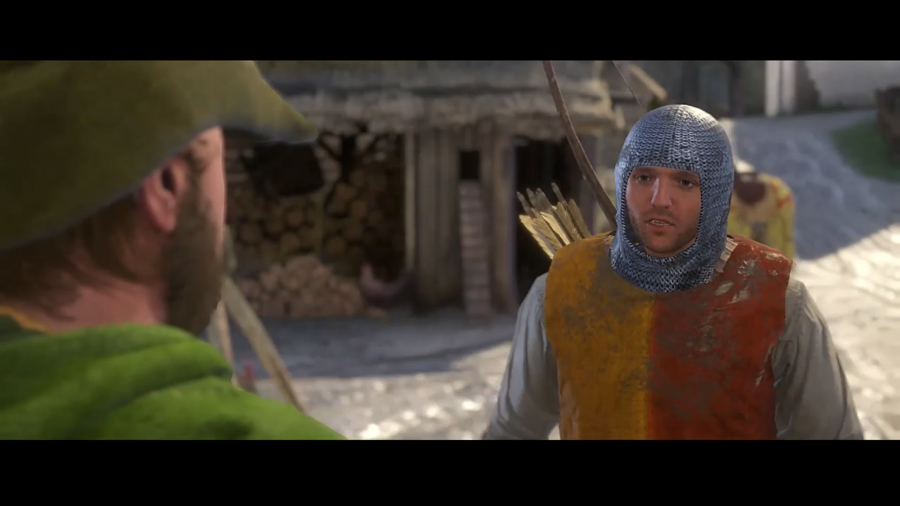 Kingdom Come Deliverance Dopey Plot Armor