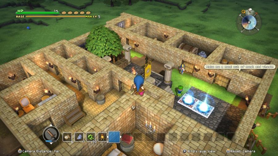 Dragon Quest Builders Progress