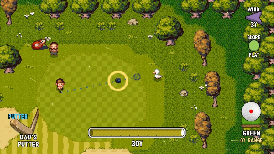 Golf Story Lesson
