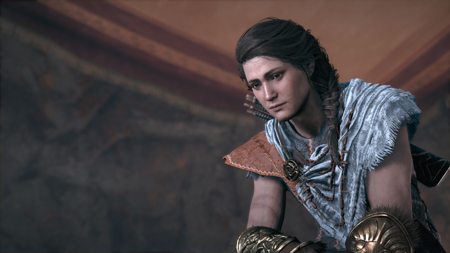 Assassin's Creed Odyssey Despondent Kassandra
