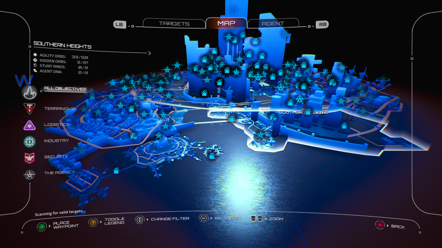 Crackdown 3 Map