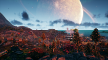 The Outer Worlds Scenic